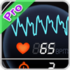 Quick Heart Rate Monitor Pro 1.0.1 دانلود نرم افزار مانیتور سریع ضربان قلب