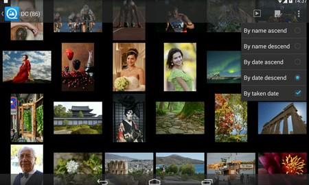 دانلود QuickPic Gallery 8.0 Final برنامه گالری عکس سریع اندروید