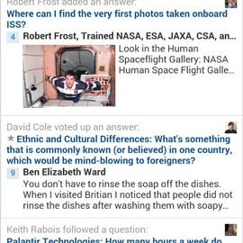 Quora 2.0.6 دانلود نرم افزار مرکز پرسش و پاسخ