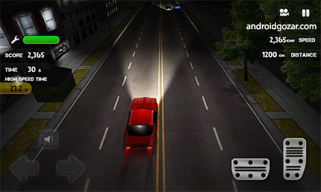 Race The Traffic 1.0.21 دانلود بازی موبایل مسابقه در ترافیک+مود