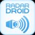 دانلود Radardroid Pro 3.75 برنامه هشدار دوربین سرعت GPS اندروید