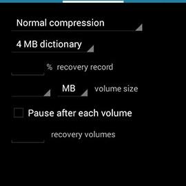 RAR for Android Premium 5.70 build 71 Final دانلود وین رار اندروید