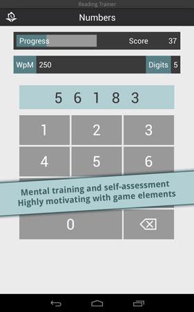 Reading Trainer 1.26 بهبود سرعت خواندن و تقویت حافظه