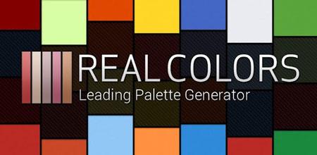 Real Colors Pro 1.3.6 دانلود نرم افزار تشخیص رنگ از عکس