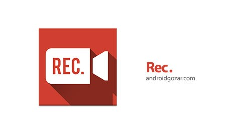 Rec. Pro (Screen Recorder) 1.8.5 دانلود نرم افزار فیلمبرداری از صفحه نمایش