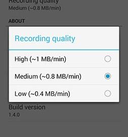 Recordense Voice Recorder 1.12.0 دانلود نرم افزار یادداشت صوتی با برچسب