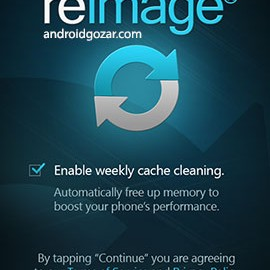 Reimage Cleaner Pro 1.0.27 پاکسازی و افزایش سرعت گوشی