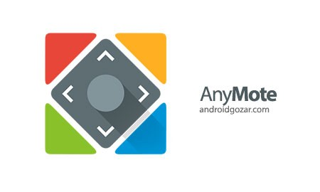 AnyMote Smart Remote Pro 4.6.8 دانلود ریموت کنترل همه کاره اندروید