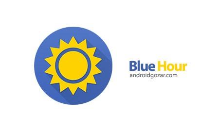 Blue Hour (Solar Photography Calculator) 3.10.8 محاسبه خورشیدی عکاسی