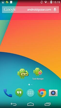 دانلود Task Manager Pro (Task Killer) 2.3.7 برنامه مدیریت وظیفه اندروید