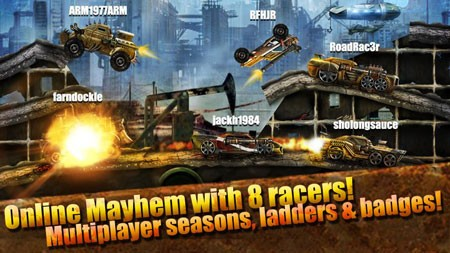 Road Warrior: Best Racing Game 1.4.8 Play Road Warrior