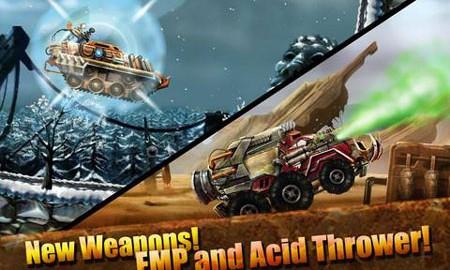 Road Warrior: Best Racing Game 1.4.8 بازی جنگجوی جاده