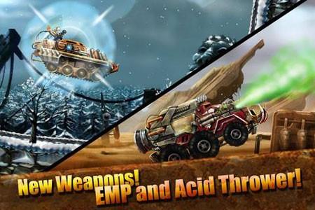 دانلود Road Warrior: Best Racing Game 1.4.8 بازی جنگجوی جاده اندروید
