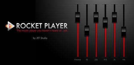 Rocket Music Player Premium 4.0.0.16 دانلود موزیک پلیر قوی