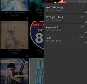 Rocket Music Player Premium 5.11.14 دانلود موزیک پلیر قوی اندروید