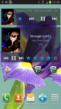 دانلود Rocket Music Player Premium 5.15.124 موزیک پلیر قوی اندروید