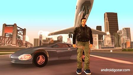 Grand Theft Auto III 1.8 دانلود بازی جی تی ای 3 اندروید + مود