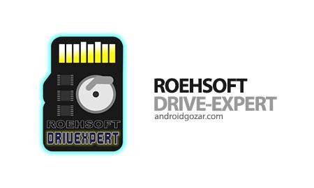 ROEHSOFT DRIVE-EXPERT 1.24 دانلود نرم افزار تعمیر درایوها اندروید