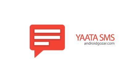 YAATA SMS Premium 1.39.25.20073 Final دانلود برنامه مدیریت پیامک اندروید