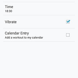 Runtastic Six Pack Abs Workout FULL 1.8 شش تکه کردن شکم