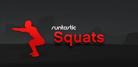 Runtastic Squats Workout PRO 1.10 تقویت پاها و باسن