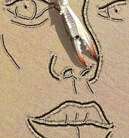 دانلود Sand Draw 1.8.8 برنامه نقاشی روی شن و ماسه دریا اندروید