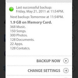 SanDisk Memory Zone 4.1.7 دانلود نرم افزار پشتیبان گیری و مدیریت فایل ها