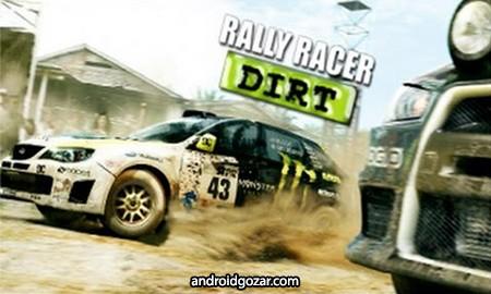 Rally Racer Dirt 1.5.5 دانلود بازی مسابقات رالی خارج جاده اندروید + مود