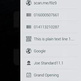 Scan – QR and Barcode Reader 2.2.3 خواندن بارکد و کد QR
