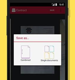 Scanbot Pro – PDF Document Scanner 7.5.3.237 ایجاد اسکن PDF با کیفیت بالا