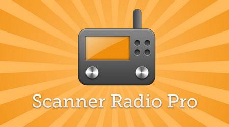 Scanner Radio Pro 6.4 دانلود نرم افزار رادیو اسکنر اندروید