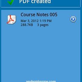 ScanToPDF Mobile Full 1.11.1.0 دانلود نرم افزار تبدیل عکس به PDF