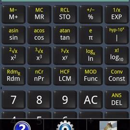 دانلود TechCalc+ Scientific Calculator (adfree) 4.8.4 – ماشین حساب علمی اندروید