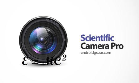 Scientific Camera Pro 3.7.3 نرم افزار دوربین علمی