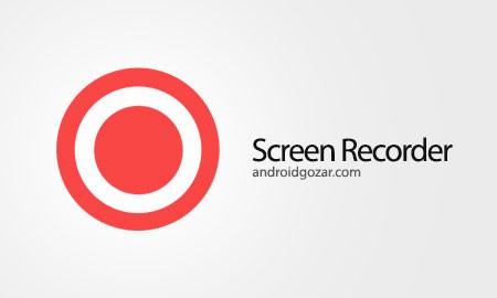 Screen Recorder Pro 9.5 گرفتن عکس و فیلم از صفحه نمایش اندروید