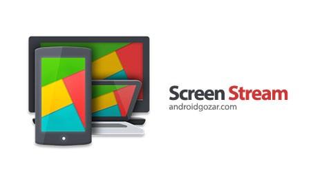 دانلود Screen Stream Mirroring Pro 2.6.1d اشتراک گذاری صفحه نمایش اندروید