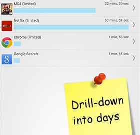 Screen Time Parental Control 2.7.2 کنترل فرزندان توسط والدین