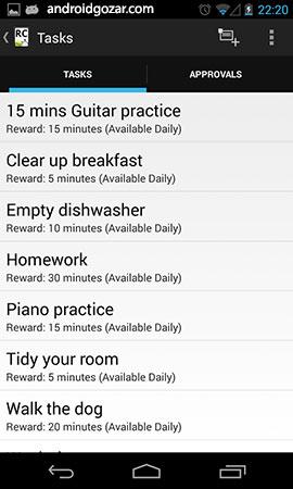 Screen Time Parental Control 3.6.19 دانلود نرم افزار کنترل فرزندان از راه دور