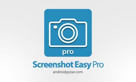 Screenshot Easy Pro 1.6.2 دانلود نرم افزار اسکرین شات اندروید