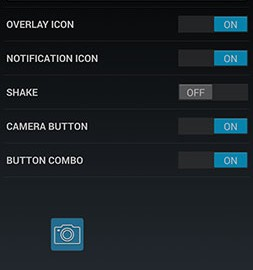 دانلود Screenshot Easy Pro 4.1.6 برنامه اسکرین شات اندروید