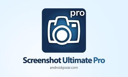 Screenshot Ultimate Pro 2.9.24 گرفتن عکس از صفحه نمایش