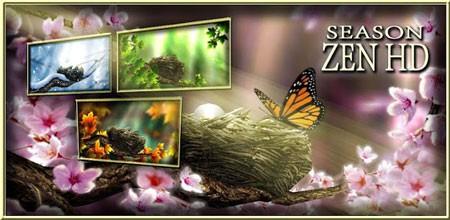 Season Zen HD 1.9.1 دانلود والپیپر زنده چهار فصل سال