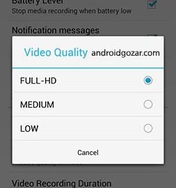 Secret Video Recorder – PRO 1.10 دانلود نرم افزار ضبط مخفی ویدیو