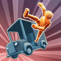 Turbo Dismount 1.32.0 دانلود بازی شبیه ساز تصادف اندروید + مود