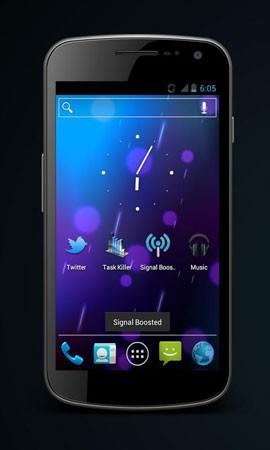 Signal Booster Pro 1.31 دانلود نرم افزار تقویت کننده سیگنال شبکه