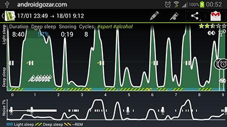 دانلود Sleep as Android Pro 20201010 برنامه مدیریت خواب اندروید