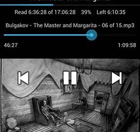دانلود Smart AudioBook Player Pro 8.1.6 – برنامه پخش کتاب های صوتی اندروید