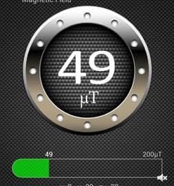 Smart Compass Pro 2.7.1 دانلود قطب نما و فلزیاب حرفه ای اندروید