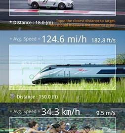 Smart Distance Pro 2.3.6 دانلود نرم افزار محاسبه فاصله و سرعت اجسام