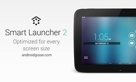 Smart Launcher Pro 3 3.26.14 دانلود نرم افزار لانچر هوشمند اندروید